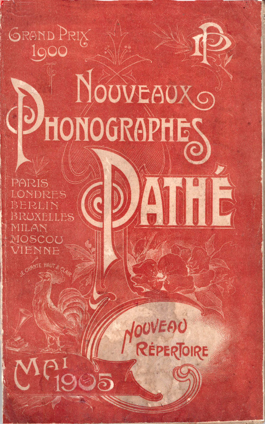 Catalogue 1905